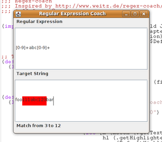 Regular Expression Viewer